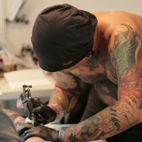 The Barcelona Tattoo Expo 2013: the great tattoo festival