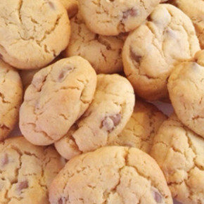 Recipe: Peanut butter chocolate chip cookies