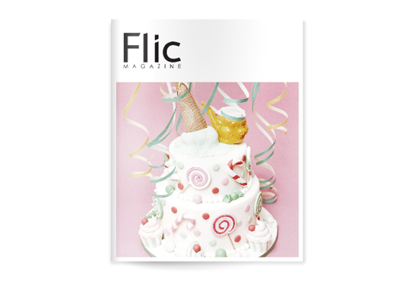 Flic Magazine Issue#12_Portada Issuu