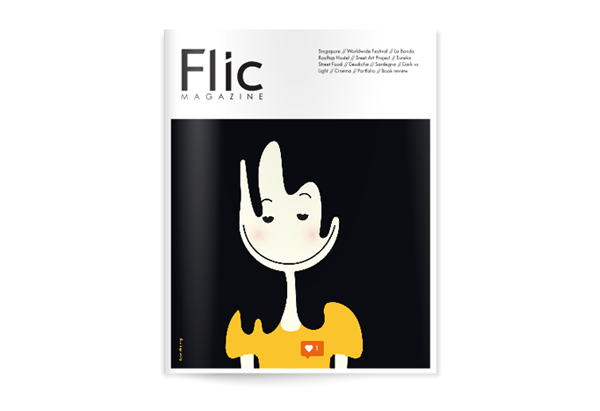 Flic Magazine Issue#14_Portada Issuu