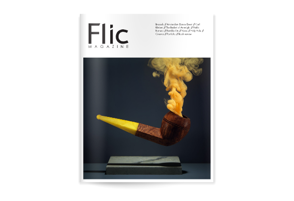 Flic Magazine Issue#15_Portada Issuu