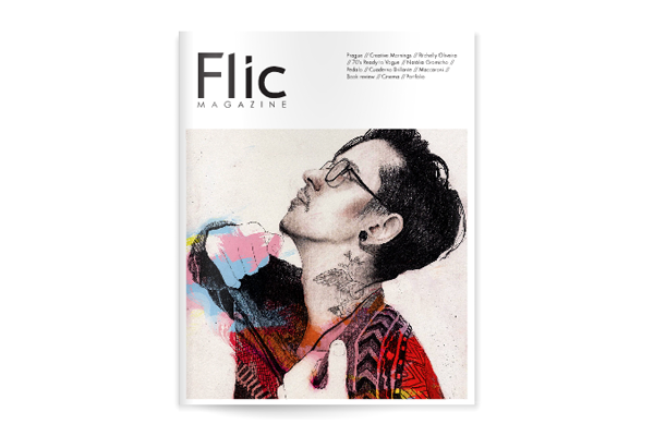 Flic Magazine Issue#16_Portada Issuu
