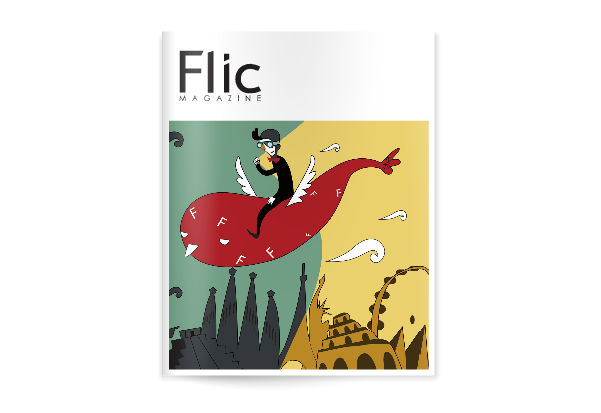 Flic Magazine Issue#3_Portada Issuu