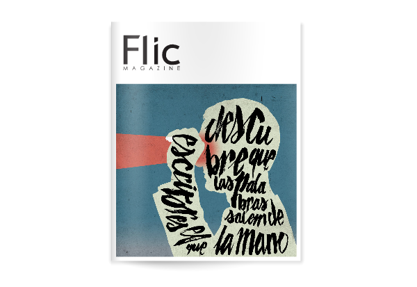 Flic Magazine Issue#4_Portada Issuu