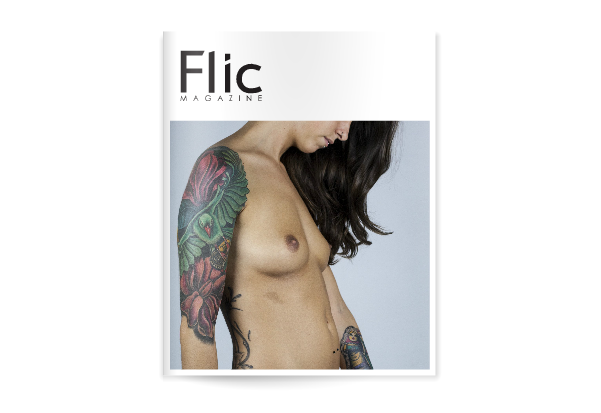 Flic Magazine Issue#5_Portada Issuu