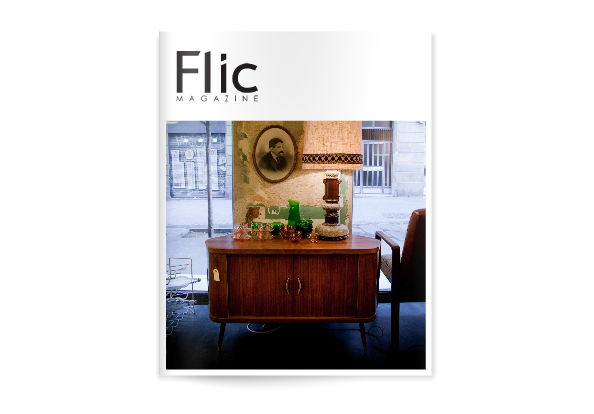 Flic Magazine Issue#6_Portada Issuu