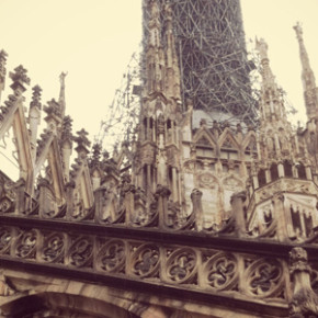 Milano - fashion, traffic, noise, pollution…with a special place in my heart