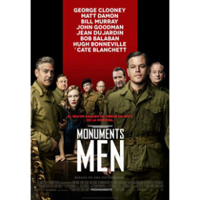Monuments Men (George Clooney)