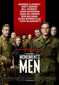 Monuments Men_post