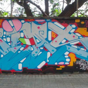 Free Walls, the commitment of creative graffiti in Barcelona