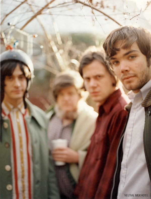 PS_Neutral Milk Hotel by Will Westbrook