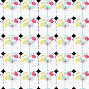 Cocktail; our web background of July by Ana Sandonís.