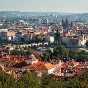 Charmed by the unconventional Prague