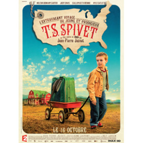 The young and prodigious T.S. Spivet (Jean-Pierre Jeunet)