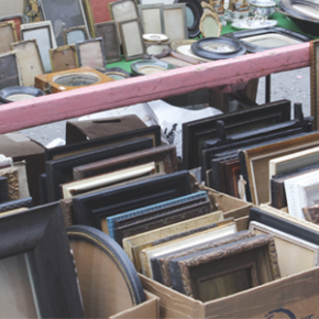 Vintage markets, tourist attraction or hidden treasures for fashionistas?