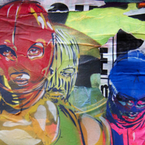Festival of Spanish urban art, this summer in the SC Gallery